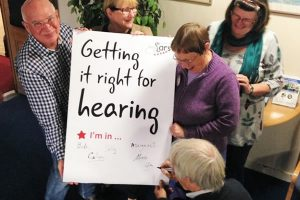 SWI members talk about hearing access
