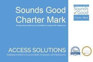 Sounds Good Charter Mark – recognising excellence
