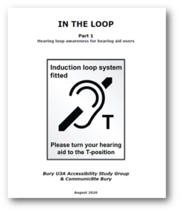 Cover of In The Loop Part 1
