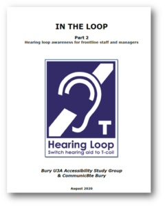 Cover of In The Loop Part 2