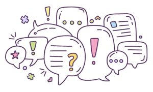 Knowing what to say: talking about deafness and dementia